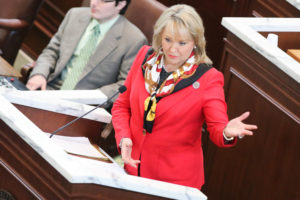 Highlights from Gov. Mary Fallin's State of the State address
