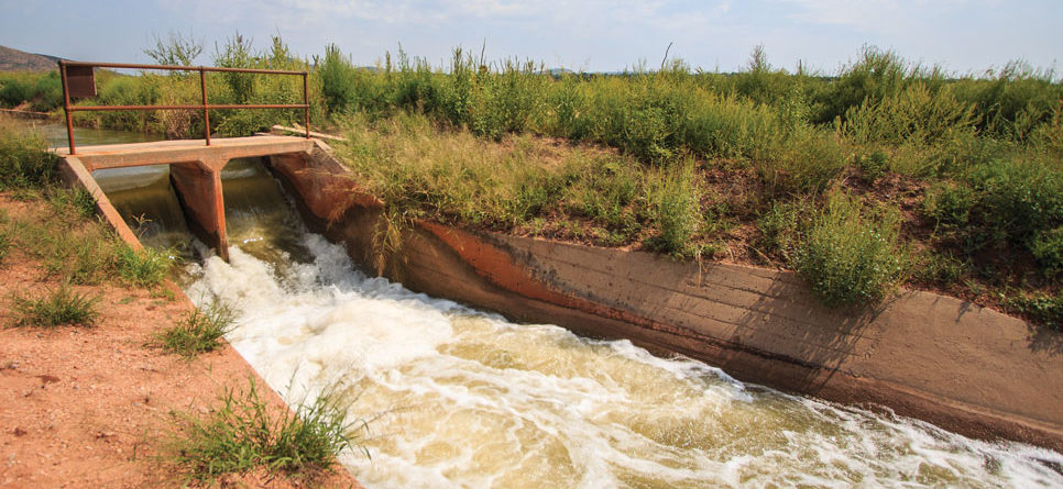 Let Oklahoma prosper: Develop its water