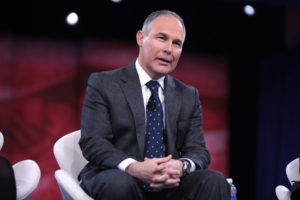 Democrats boycott Pruitt EPA confirmation vote